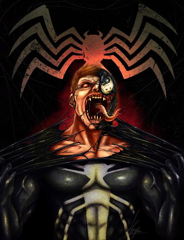 Venom by elgenocide