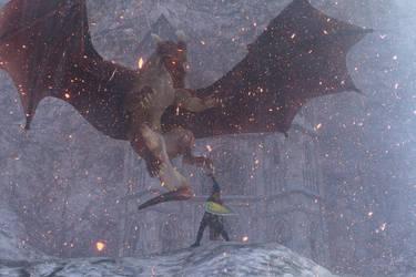 Valiant Chevalier Robin - Fight against Vorimoth
