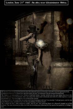 Victorian Werewolf