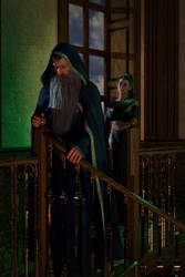 Merlin and Morgaine Revisited