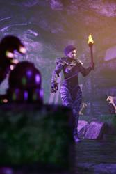 Purple Knightmare