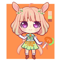 Mapleize Me Challenge Magical Bunny-chan by MAKA1996