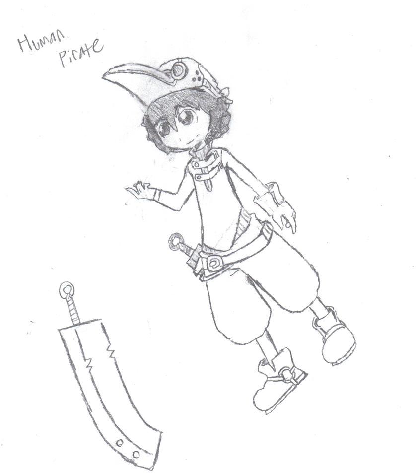 SteamPunk Pirate Boy by ePullric64 on DeviantArt