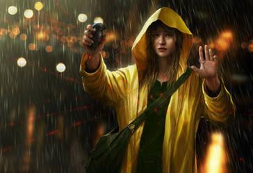 Rain by OmeN2501