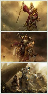 'Warmachine: Legends' 3of4