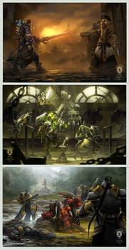 'Warmachine: Legends' 4of4