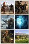 Legends of Norrath card set 01
