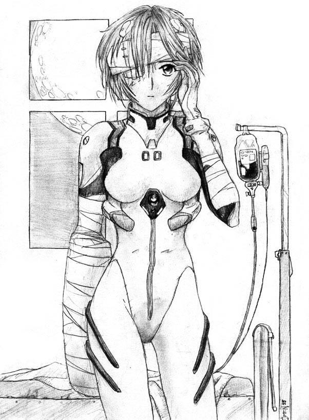 Rei by OmeN2501