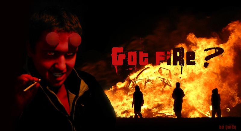 Got fire? by OmeN2501