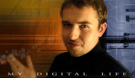 my digital life by OmeN2501