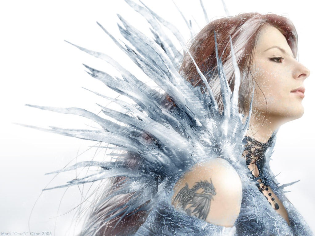 Ice Queen by OmeN2501