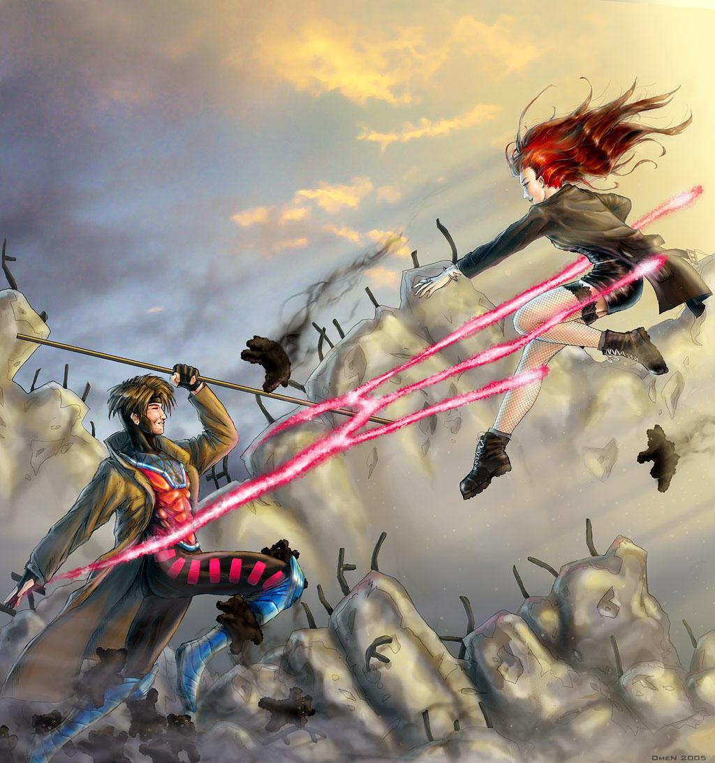 Serret vs Gambit by OmeN2501