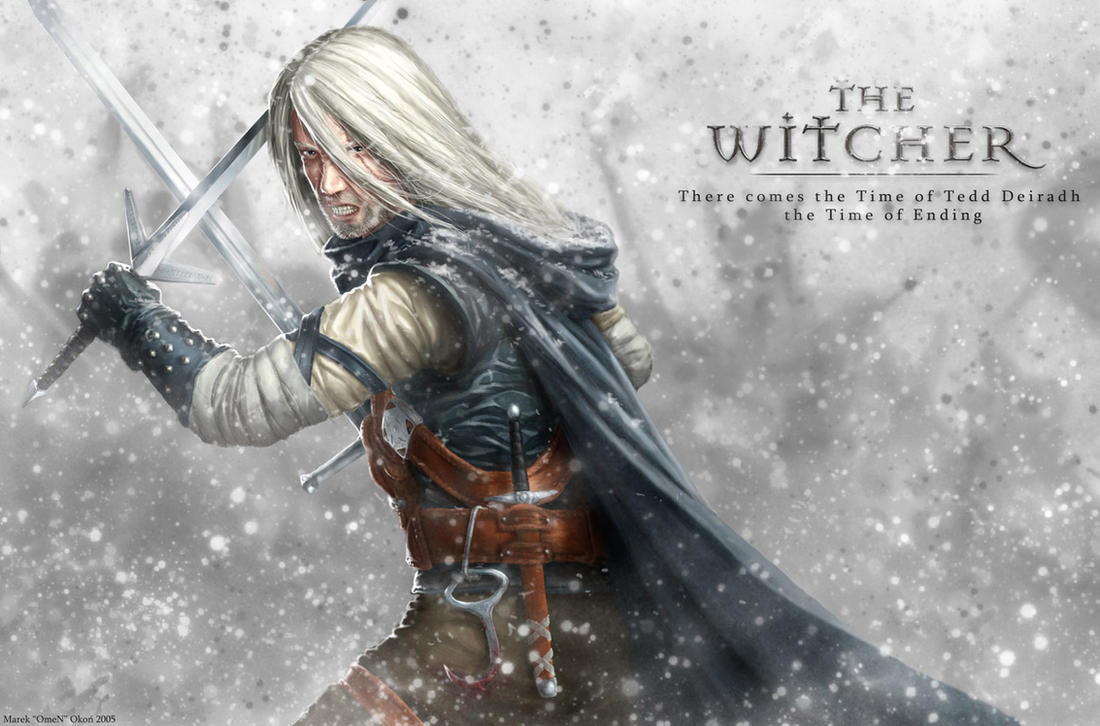 The Witcher by OmeN2501