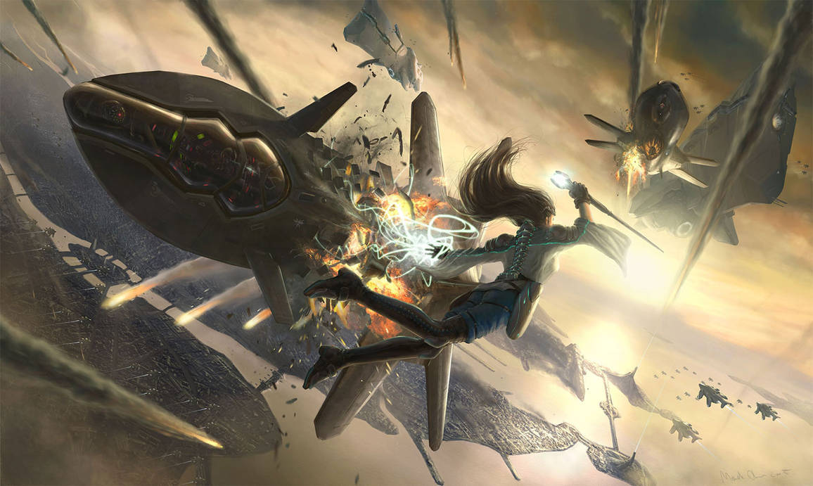 Dogfight by OmeN2501
