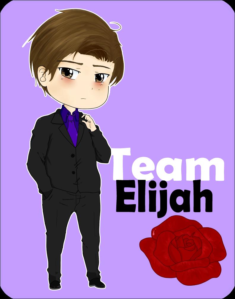 +-+Elijah Mikaelson+-+ by ShadowDark1