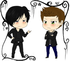 +-+The Salvatore Brothers+-+ by ShadowDark1