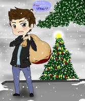 +-+Kol is a christmas boy+-+ by ShadowDark1