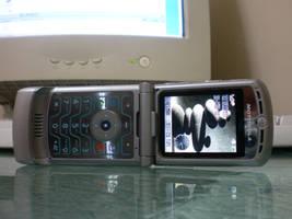 Motorola Razr V3 by Semseddin