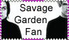 Savage Garden Fan Stamp by JADgirl666