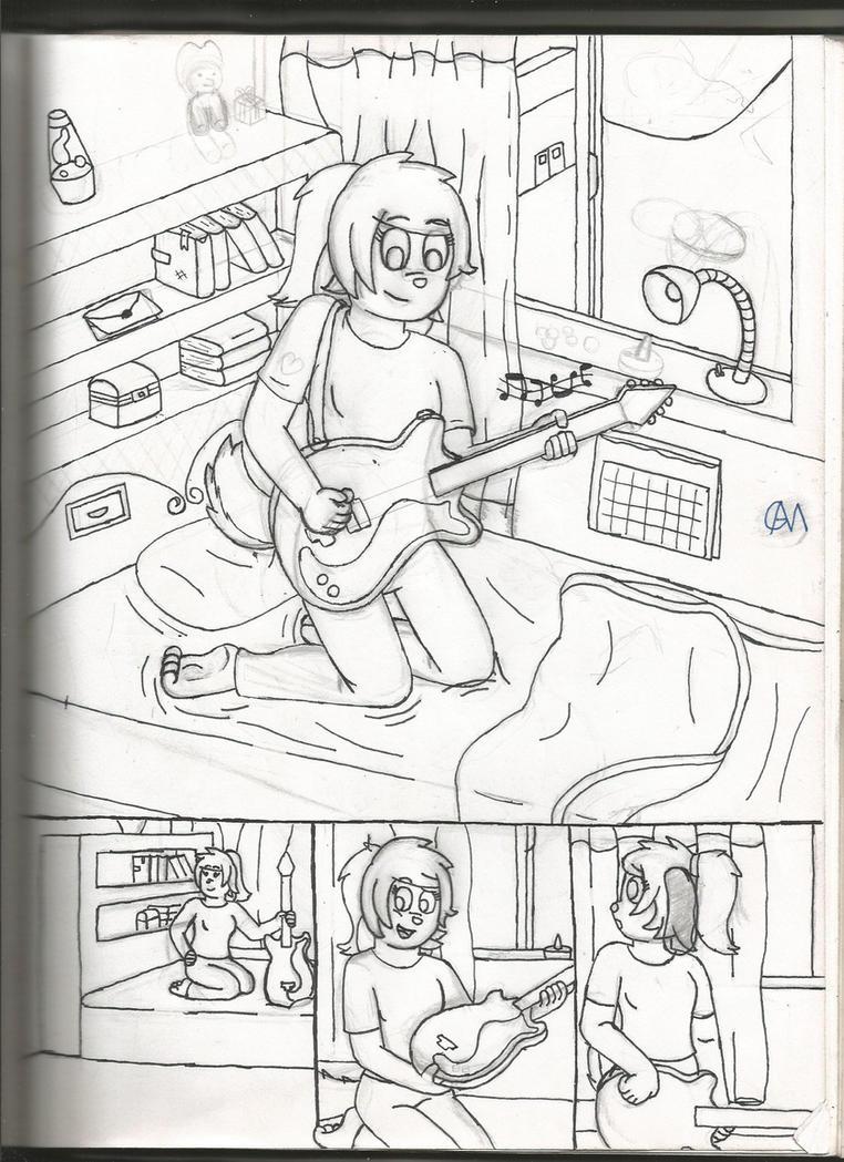 New Comic? May be... by GreyAfterMath