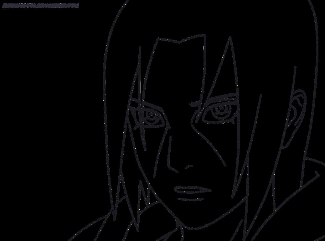itachi coloring pages - itachi and sakura coloring pages coloring pages
