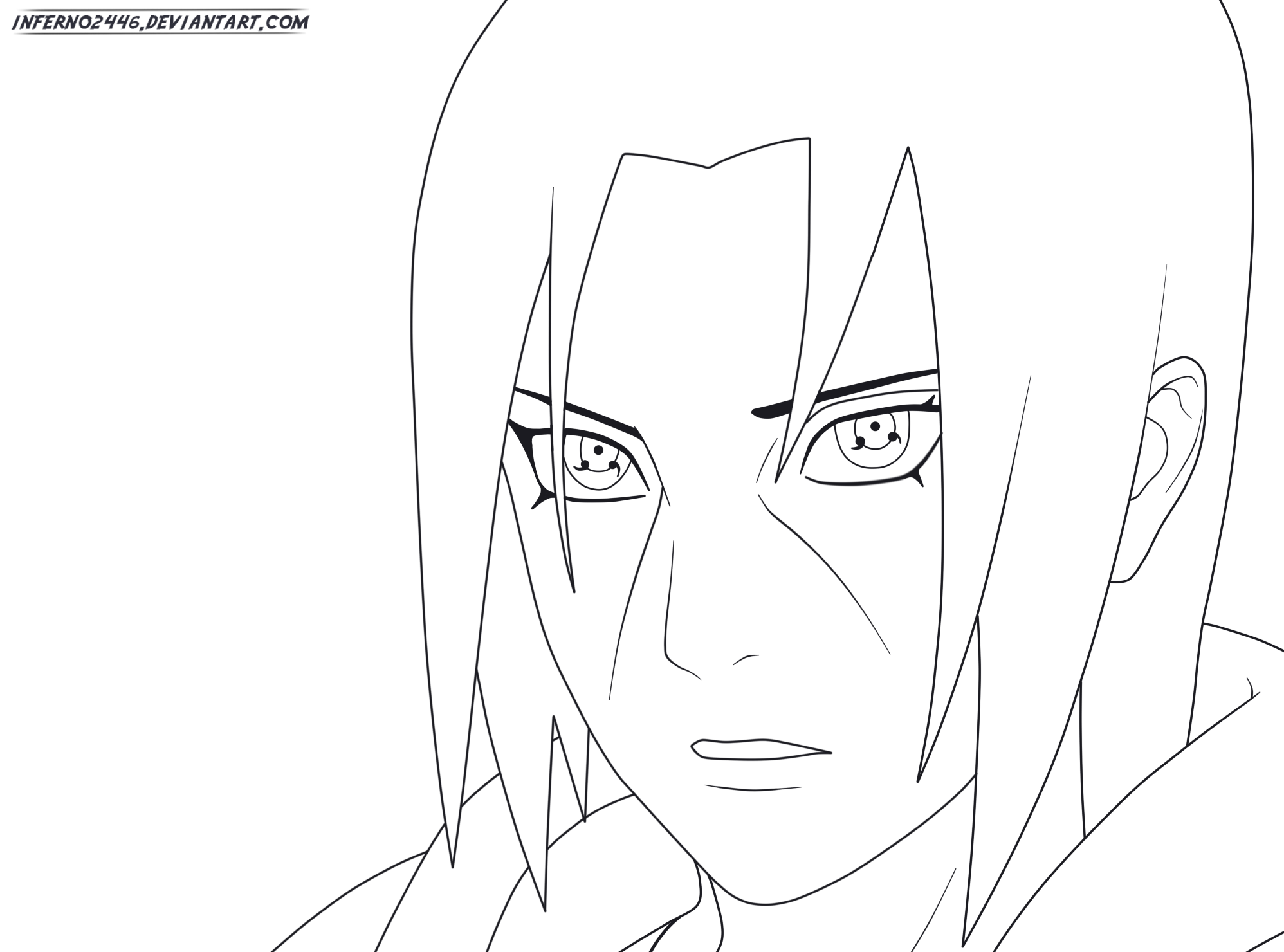 Desenhos Para Colorir Do Sasuke Uchiha further Naruto Rasengan Para Colorear CbKaG6Kbz also Desenhos Para Colorir Pintar Do Naruto additionally Goku Para Colorear further Orochimaru S Student Sasuke 316932925. on sasuke rinnegan coloring pages