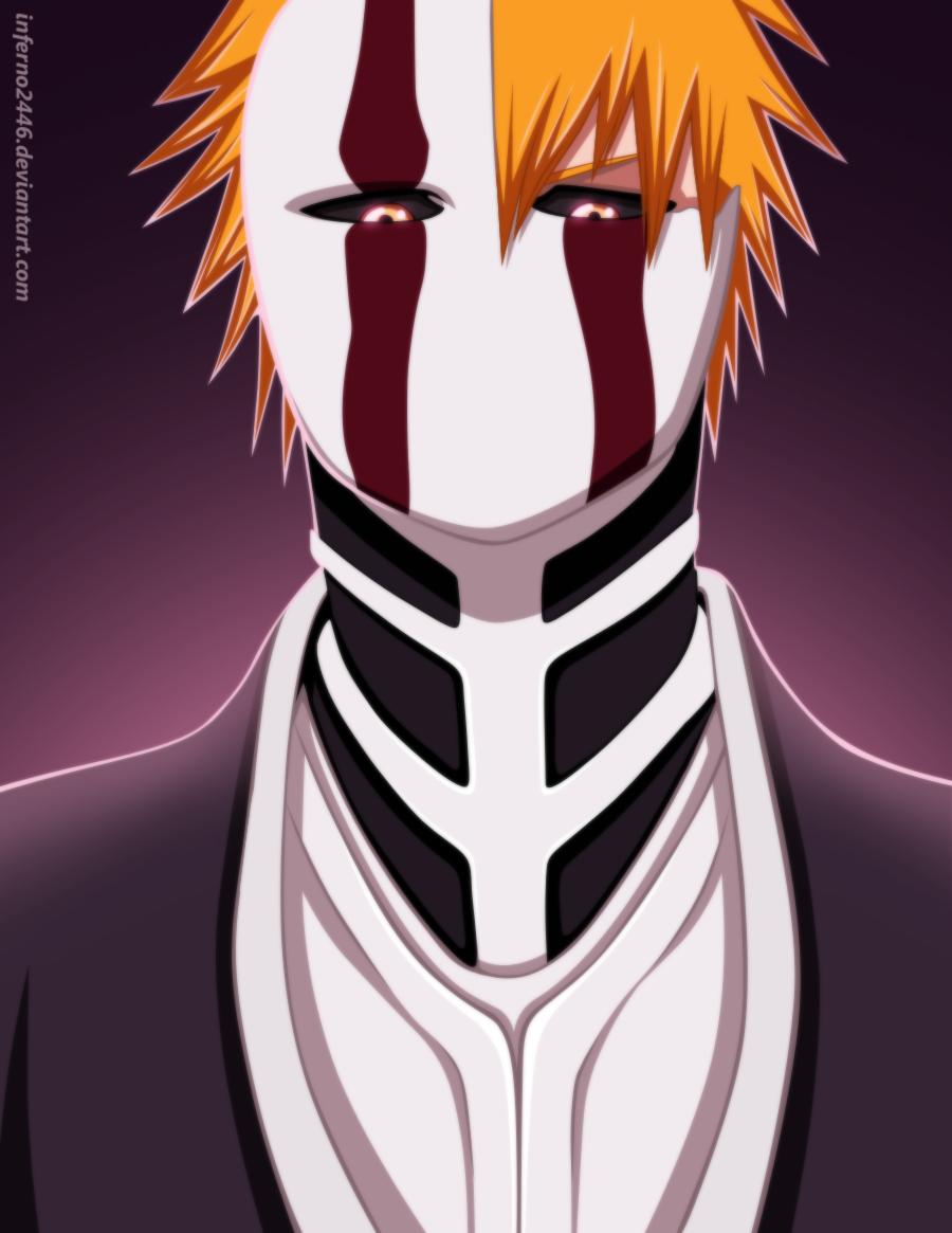 Hollow Kurosaki Ichigo by iNFERNo2446 on DeviantArt