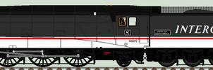 British Railways Intercity A4 pacific