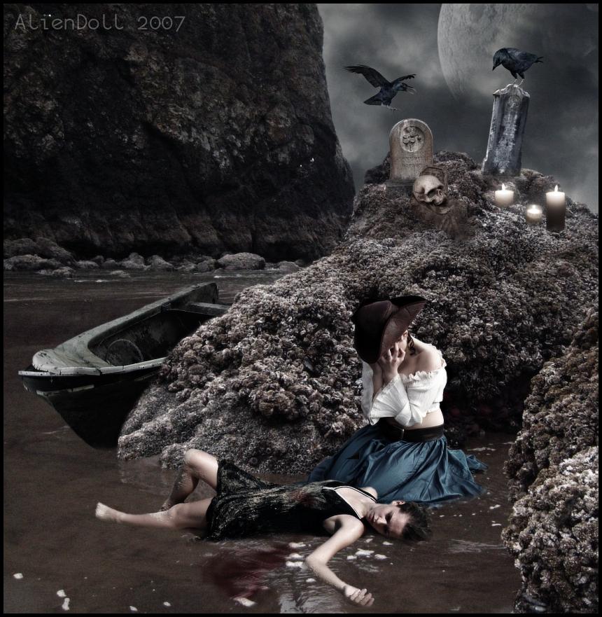 Deep Tears Of Tragedy by AlienDoll