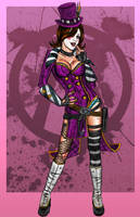 Mad Moxxi by IsaacCabrera