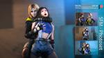 Surprise attack by Tekken7Wallpapers