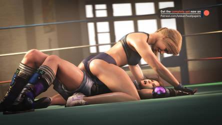 Desperation by Tekken7Wallpapers