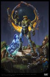Halo 4 by PRATT-FACE