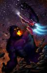Attack of the Dark Matter!