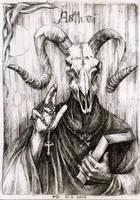 Omen Sinistrum by ArtOfAsthar