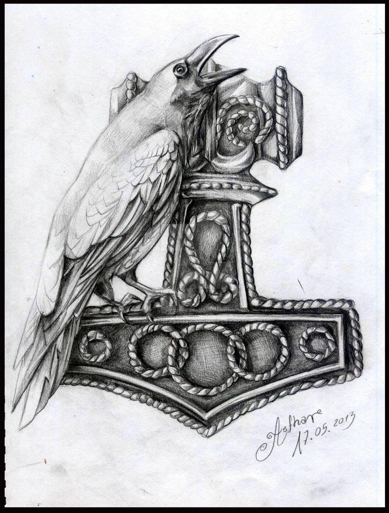 Thor by ArtOfAsthar