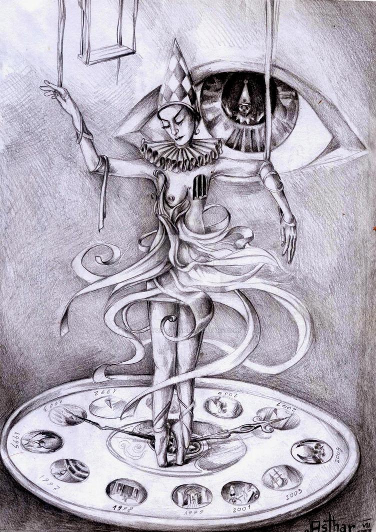 Arlekin by ArtOfAsthar