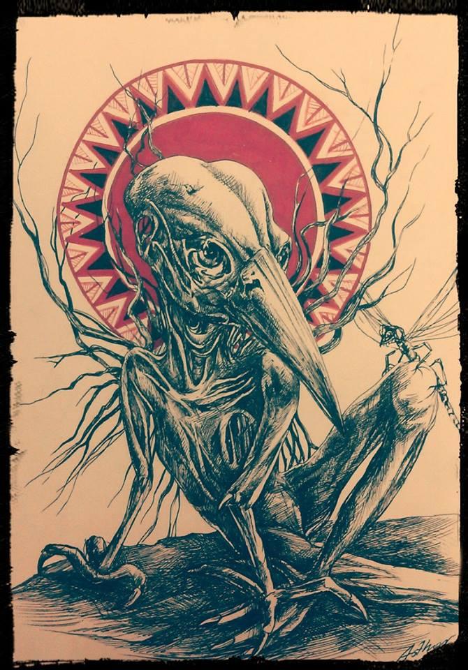 Unnamed angel by ArtOfAsthar