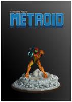 METROID - CollectibleFigure by CosmosHacker