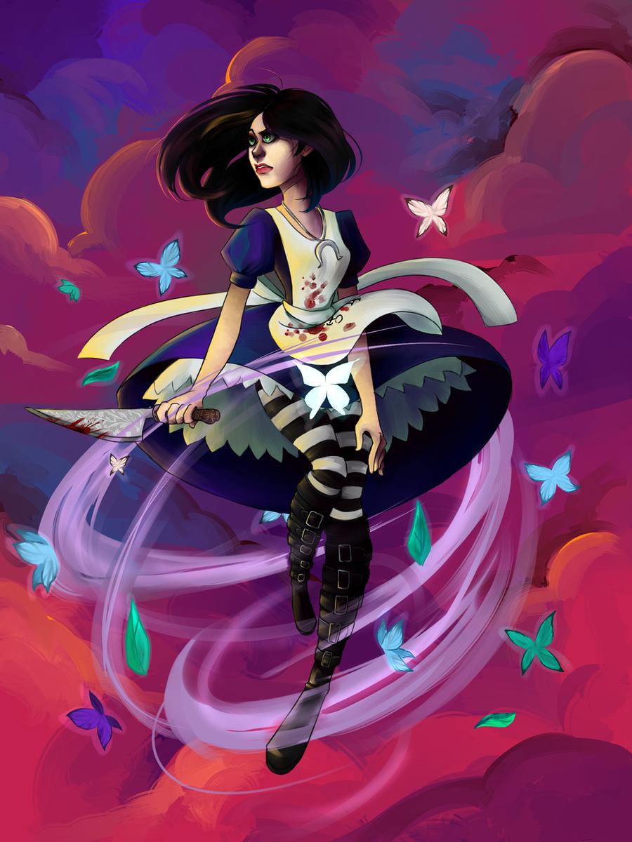 Alice by SleepingSnowWhite