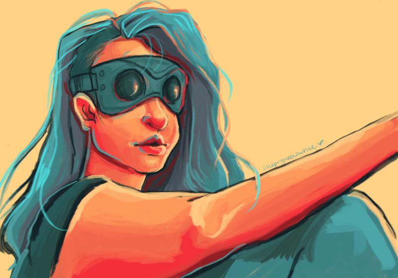 Goggles On by SleepingSnowWhite