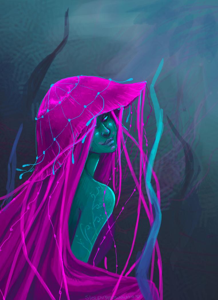 Jelly Queen by SleepingSnowWhite