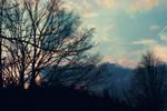 kaleidoscopic sky