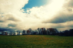 cloud n' sunshine mix by TrishaMonsterr