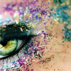 color burn by TrishaMonsterr