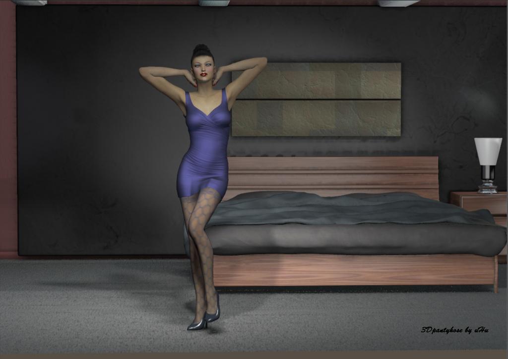 Sloane 54 (5) by muhu3d
