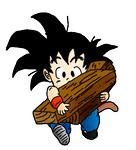 Son Goku's Wood