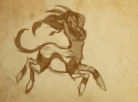 Oryxes Can Prance Too