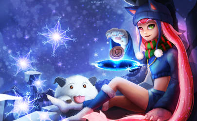 Frost Kitty Zoe (RIOT PLS) by Saizo-san