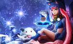 Frost Kitty Zoe (RIOT PLS)